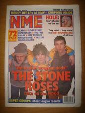 NME 1995 MAR 4 STONE ROSES SLASH SUPERGRASS HOLE FALL