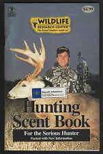 Hunting Scent Book