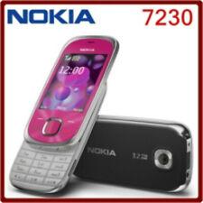 Nokia 7230 - Slide Phone 2.4″ Bluetooth FM JAVA 3.15MP (Unlocked) Cellular Phone