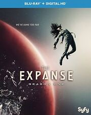 THE EXPANSE : SEASON 1 -   Blu Ray - Sealed Region free