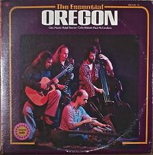 THE ESSENTIAL OREGON-NM1981 2LP McCANDLESS/MOORE/TOWNER/WALCOTT