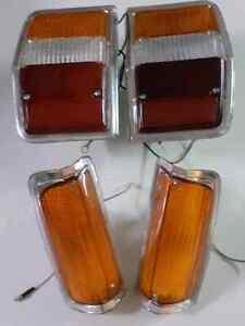 Ford Taunus TC (1970-75) Turn light x2 unit + Tail light x 2 unit  Set