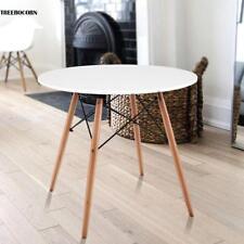 Ø 80 cm Esszimmertisch Küchentisch Tisch Holztisch Esstisch Konferenztisch Rund