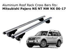 Aluminium Roof Rack Cross Bars fits Mitsubishi Pajero NS NT NW NX 2006-2018