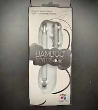 Wacom Bamboo Stylus Duo 2nd Generation (White)