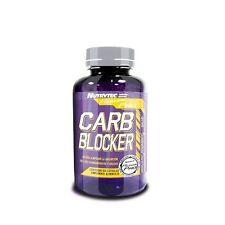 CARB BLOCKER Nutrytec 60 cápsulas Bloquea la absorción de grasas Control de peso
