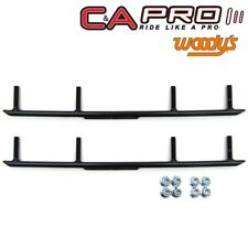 "Woody's C&A Pro Ski 4"" Round Bar Carbide Wearbars - ADX BX MTX RZ XT XTX XCS XPT"