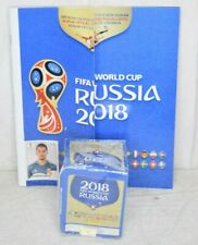 Two 2018 Panini Russia FIFA World Cup Soccer Stickers Factory Boxes 50 PK