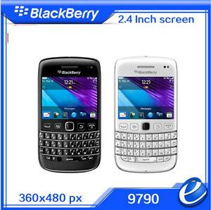 BB Onyx III Blackberry 9790 GPS 5MP QWERTY Keyboard 3G Mobile PhoneTouchscreen