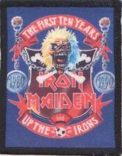 """IRON MAIDEN - Photo Patch """"The First Ten Years"""" (Patch Nr. 2) RAR! (Unbenutzt)"""