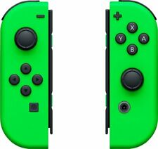 Official Joy-Con (L/R) Wireless Controllers for Nintendo Switch - Neon Green-2
