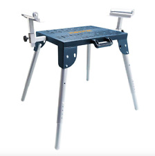 Powertec Portable Folding Heavy Duty Multi Workstation Table Stand Workbench New