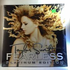 Taylor Swift - Fearless 2LP NEW Platinum Edition
