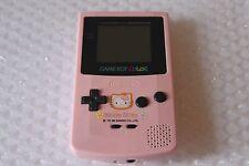 GAME BOY COLOR Hello Kitty System CGB-001 Nintendo RARE JAPAN Import HTF Retro