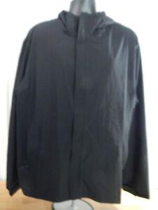 USED 32 Degrees Cool Men's Performance Rain Hooded Jacket