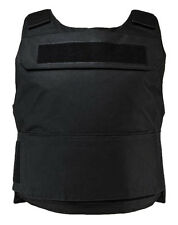 NcStar Discreet Lightweight Plate Carrier Tactical Vest Police SWAT M-XXL BLACK