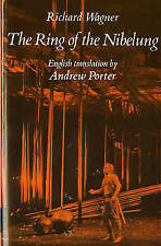 The Ring of the Nibelung by Richard Wagner (Paperback, 1977)