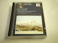 LEONARD BERNSTEIN Mussorgsky Ravel Tchaikovsky New York Philharmonic MINIDISC LP