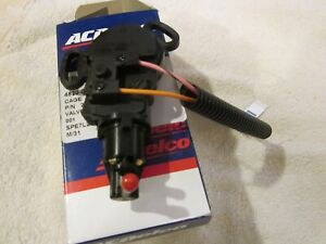 AC Delco GM GMC Truck  6.2L  Diesel Transmission Vacuum Valve Regulator 23500822