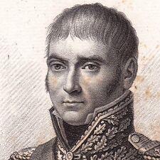 Pierre Dupont de l'Étang Chabanais Charente 1818 Napoléon Premier Empire