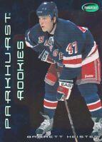 2001-02 Parkhurst Hockey Cards 251-400 Pick From List