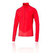 Abbigliamento da uomo rossi PUMA per palestra, fitness, corsa e yoga taglia XXL