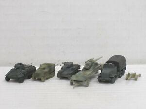 Militärfahrzeuge aus Weißmetall, o.OVP, Skytrex/Mercator, ca. 1:200/220, Set 21