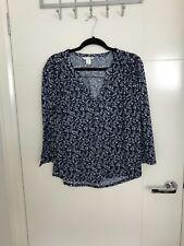 H&M Floral Shirt size M