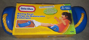 Little Tikes Blue Universal Swing Seat NEW/SEALED 4205 Rope