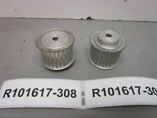 Ametric 36T5-25 Timing Pulley Lot of 2 Aluminum 6mm bore New Old Stock