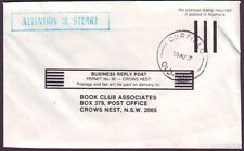 """QUEENSLAND POSTMARK """"WEIPA"""" ON 1987 COMMERCIAL COVER (PS5169)"""