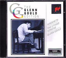 Glenn GOULD: HINDEMITH Piano Sonata No.1 2 3 Sony CD 1993 Klaviersonaten
