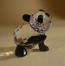 SWAROVSKI CRYSTAL PANDA MOTHER 181080 MINT BOXED RETIRED RARE