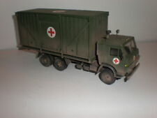 1/43 RUSSIAN MILITARY AMBULANCE TRUCK KAMAZ 4320