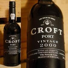 2000er Croft-VINTAGE PORT-Top