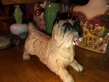 Royal Doulton Made In England Dog Figure Cairn Terrier Excellent
