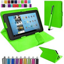 "Funda y base rebatible universal adapta a Entity YU005 Android Tablet PC de 10.1"" pulgadas"
