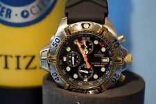 NEW CONDITION Citizen Aqualand Promaster Eco Drive DIVERS WATCH