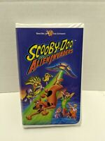 Warner Bros Movie Scooby-Doo and the Alien Invaders (2000) VHS Video Tape