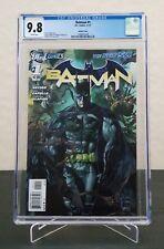Batman #1 Ethan Van Sciver Variant CGC 9.8 New 52 DC Comic