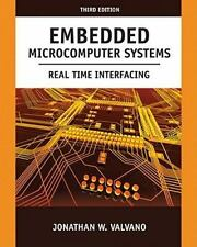 Embedded Microcomputer Systems: Real Time Interfacing [With CDROM] by Jonathan W