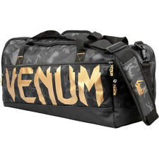 Venum Sparring Sport Bag - Camo/Gold