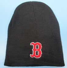 Boston Red Sox -  Black Winter Hat (Beanie Style) - FREE SHIPPING!!!