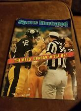 1978 Sports Illustrated Magazine Terry Bradshaw Steelers Cover 9/78 Vol.49 No.15
