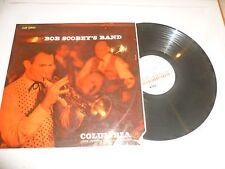 BOB SCOBEY - Bob Scobby's Band - UK 12-track mono Vinyl LP