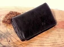 brown Tabacco pouch Wallet Case quality tobacco