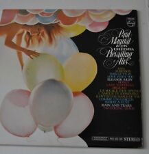 PAUL MAURIAT & Orchestra: Prevailing Airs LP Record Sexy Cheesecake Cover