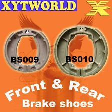 FRONT REAR Brake Shoes for Yamaha SR 185 Exciter 1982-1983