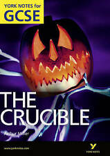 The Crucible: York Notes for GCSE (Grades A*-G) by Martin J. Walker, David Lang…