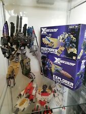 Fansproject Bruticus Crossfire Munitioner Hasbro Transformers Masterpiece